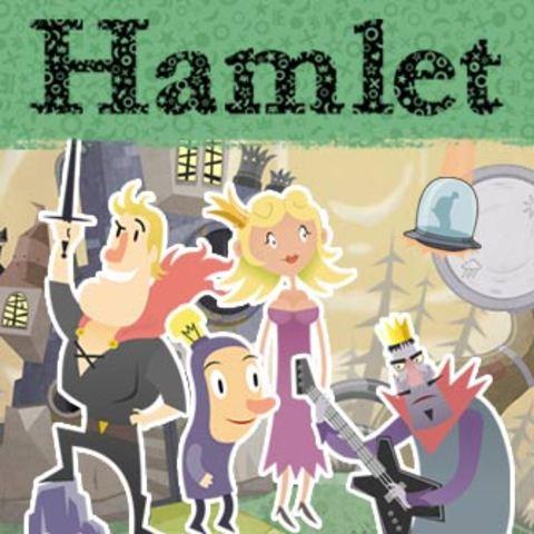 "Shakespeare writes the play ""Hamlet"""