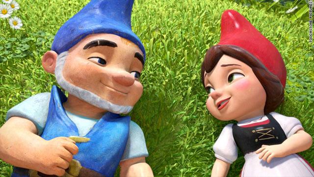 William Shakespeare's Gnomeo and Juliet