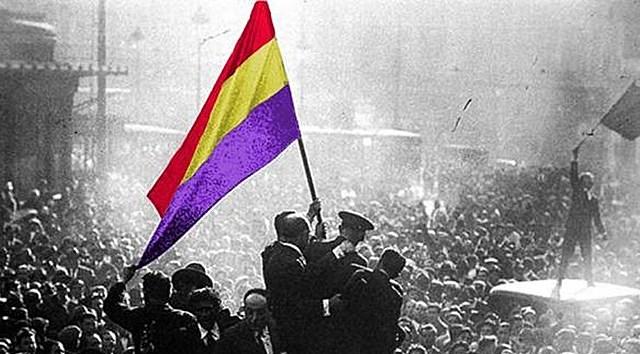 Proclamació de la República a Madrid