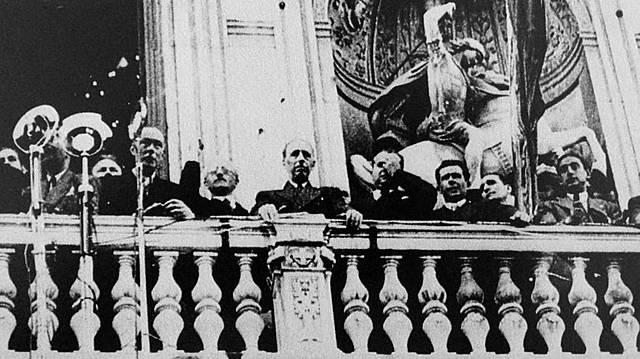 Proclamació de la República Catalana