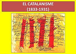 Orígens del catalanisme