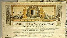 La Mancomunitat de Catalunya