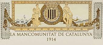Creació Mancomunitat de Catalunya