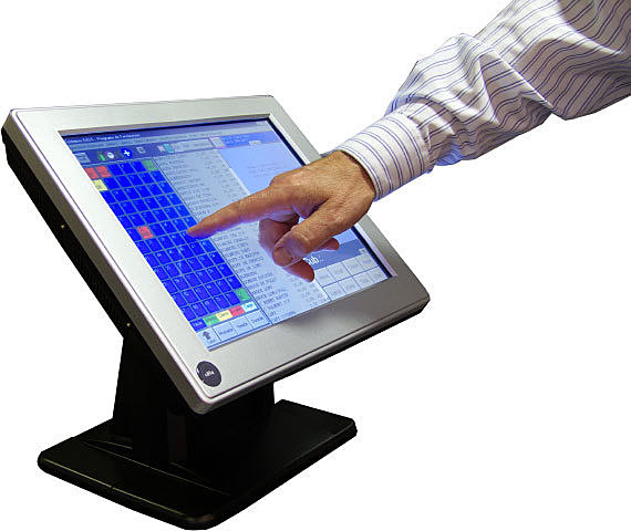 Interaccion Tactil
