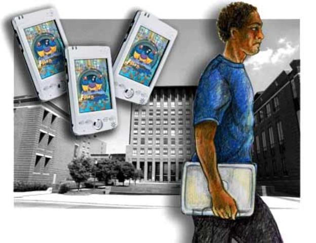 México, la UV del tecnológico de Monterrey implementa el m-learning
