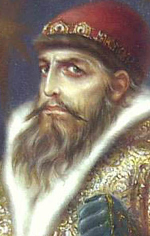 Death of Ivan the Terrible