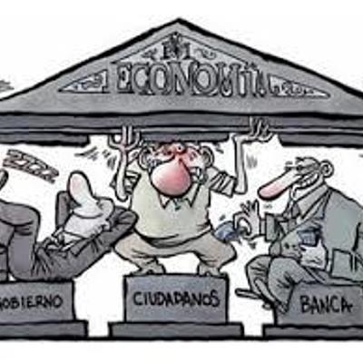 Crisis económicas y financieras. timeline
