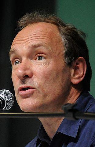 "Timothy ""Tim"" John Berners-Lee"