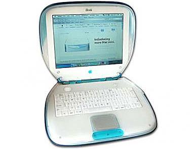 "iBook G3 ""Clamshell"""
