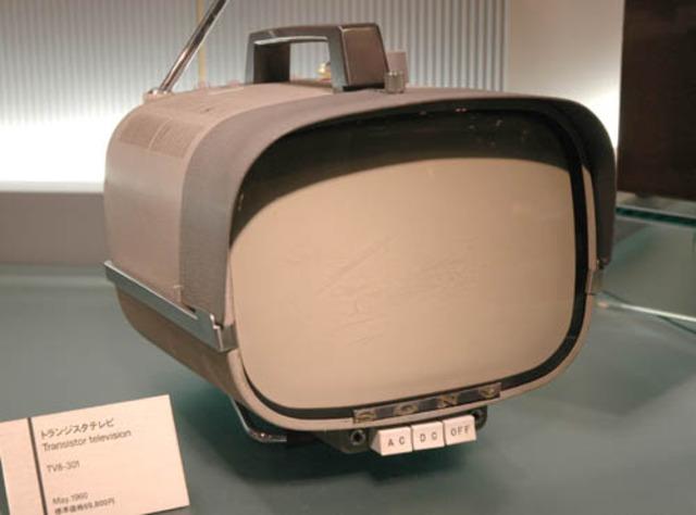 (Vladimir Zworykin) nace la televisión