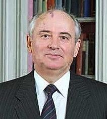Gorbatchev au pouvoir