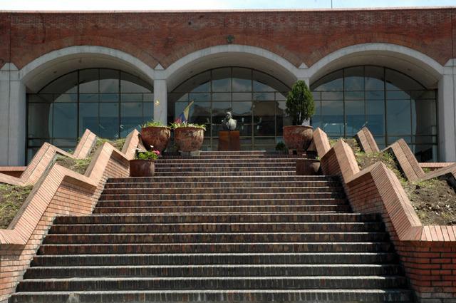 Se inaugura la Hemeroteca Nacional Universitaria de Colombia,