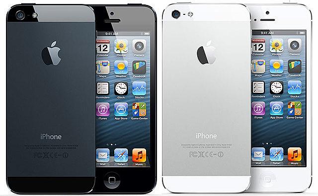 Lanzamiento en san Francisco del iPhone 5