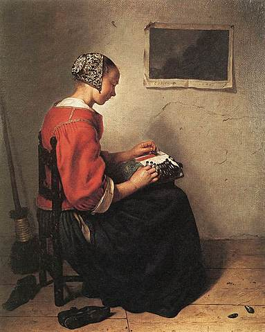 The Lace Maker