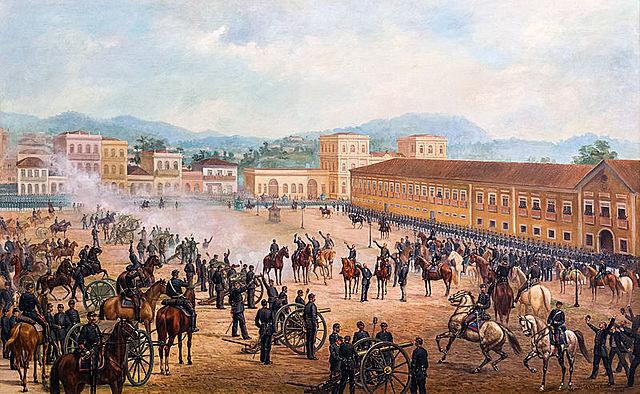 Primeira republica no Brasil
