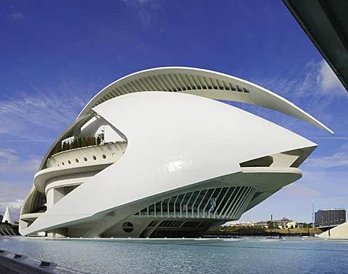 Operahuis Palau de les Arts Reina Sofia