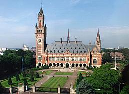 Vredespalijs, Den Haag