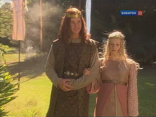 Chris appeared in 2 episodes Guinevere Jones