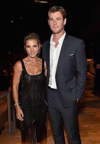 Chris Hemsworth married Elsa Pataky