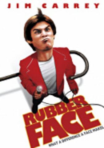 Rubber face