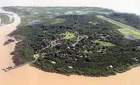 La Isla Martin García- Peron detenido