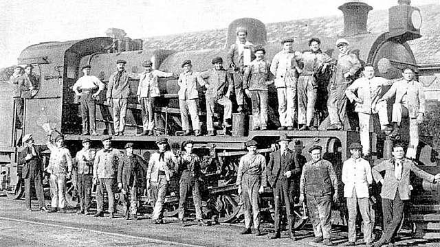 Primer Gobierno de Peron