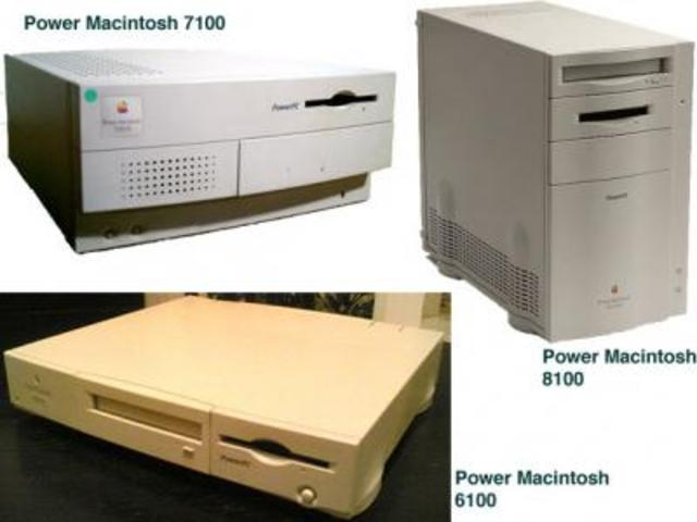 Power Mac launched