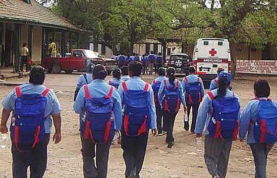 Salta: Plan de salud R. Carrillo