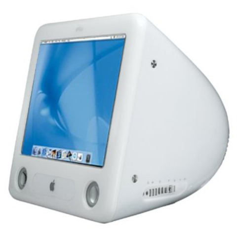 eMac launched
