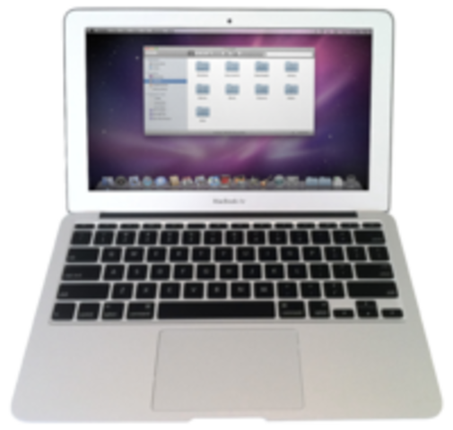 MacBook Air released