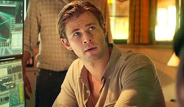 Chris Hemsworth in Movie