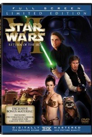 Star Wars VI: Return of the Jedi