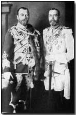 Tsar Nicholas takes command of the Russian armies.