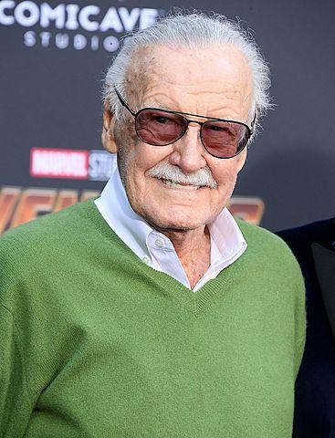 World Event - Creator of Marvel Stan Lee dies