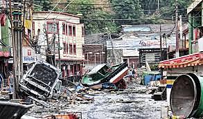 Terremoto en Haiti y Chile