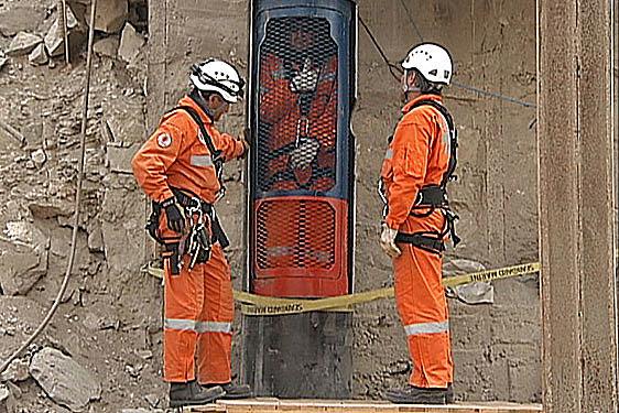 Rescate de los Mineros