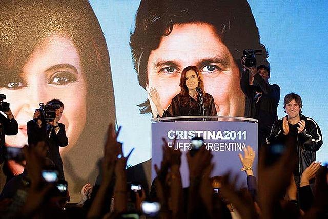 Segundo Mandato Cristina Kirchner