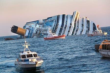Hundida Crucero