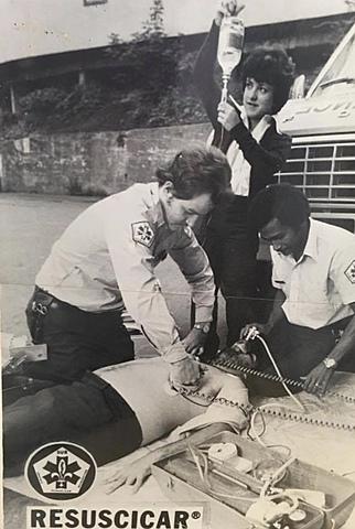 Formation plus avancés pour les paramédics ont débutées dans divers établissements et hôpitaux