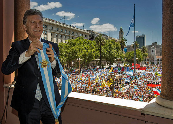 Presidencia de Mauricio Macri