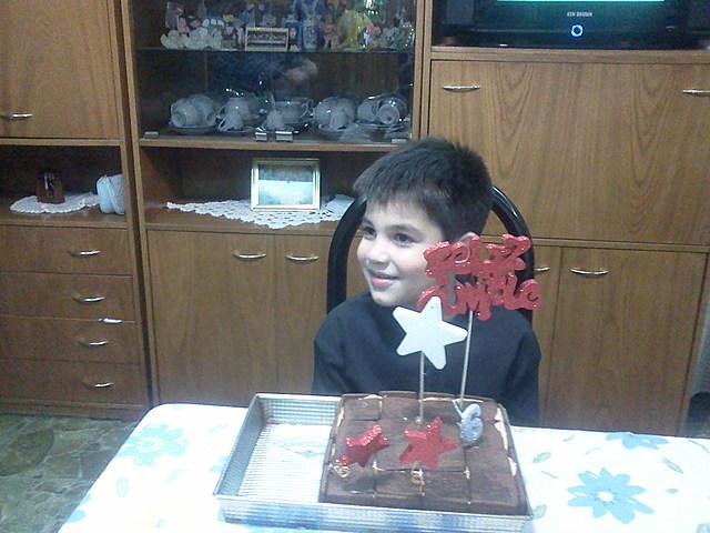 Mi cumple de 6 años