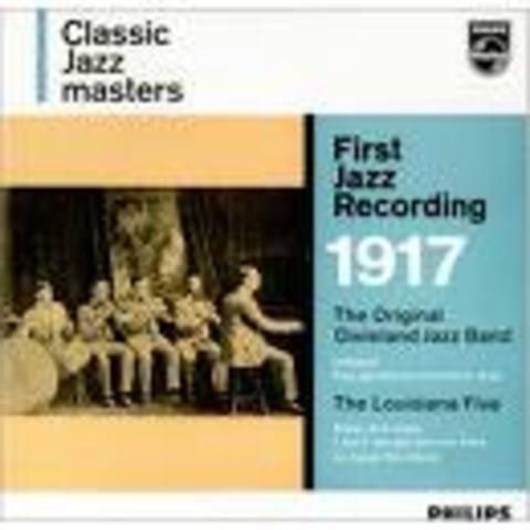 First Jazz Recording