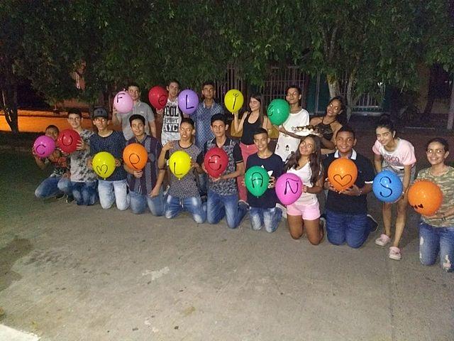 Our teacher's birthday