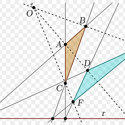 Desenvolvimento Histórico da Geometria timeline