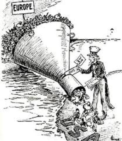 Emergency Quota Act of 1921