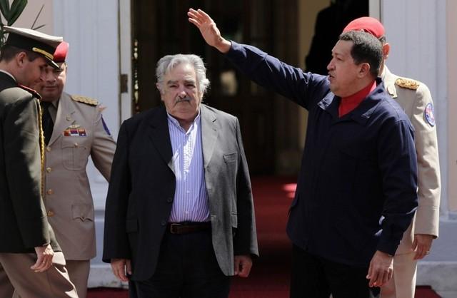 Encuentro con Hugo Chávez