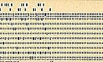 Industrial Age: Punch Cards