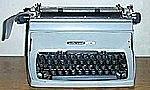 Industrial Age: Typewriter