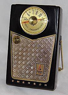 Electronic Age: Transistor Radio