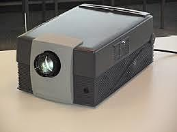 Electronic Age: OHP (OverHead Projector), LCD (Liquid-Crystal Display) Projectors
